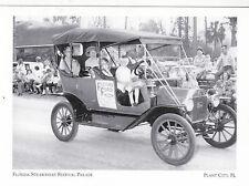 """+PC-Postcard-""""Florida Strawberry Festival Parade""""   *Plant City, FL. (#110)"""