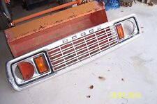 1978 DODGE LITTLE RED EXPRESS WARLOCK PICK UP GRILLE DAMAGED N/R