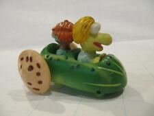 Mcdonalds FRAGGLE ROCK TOY Car Pickle/Cucumber Wembly/Boober 1988 Henson