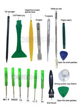 New17 iN 1 Handy Repair Tool Kit for Iphone / Ipad / Samsung / HTC / BlackBerry