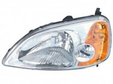 New Honda Civic Coupe 2001 2002 2003 left driver headlight head light