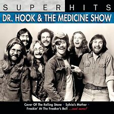 DR HOOK & MEDICINE SHOW : SUPER HITS (CD) sealed