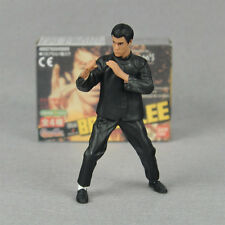 "4"" Bruce Lee Kung Fu action figure toy Fist of Fury as Chen Zhen"