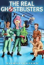 The Real Ghostbusters - Slimefighters DVD