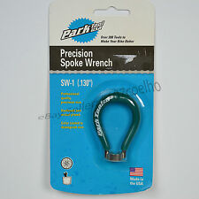 "Park Tool Precision Spoke Wrench SW-1 (.130"")"