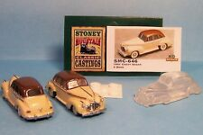SMC-646 1941 Chevy Sedan 4-Door  HO-1/87th Scale  Clear Resin  (unfinished)