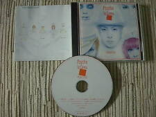 CD J-POP PSYCHO LE CEMU - FRONTIERS - JAPAN POP MUSIC USADO BUEN ESTADO