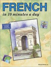 French in 10 Minutes a Day®, Kershul, Kristine K., Good Book