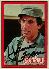 Jamie Farr SIGNED Autograph MASH M.A.S.H. Maxwell Q. Klinger Trading Card
