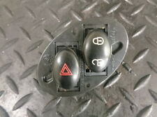 2002 ROVER 75 TOURER - 2.0 CDT CLUB 5DR  HAZARD DOOR LOCK MASTER SWITCH