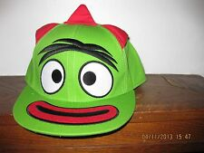 Yo Gabba Gabba!  BROBEE Flat Bill  SNAPBACK One Size Adjustable Hat Cap