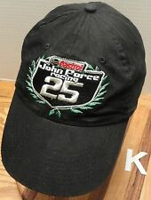 CASTROL JOHN FORCE RACING 25 YEAR ANNIVERSARY HAT ADJUSTABLE GOOD CONDITION