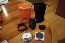 Sony Vario-Tessar Zeiss T* FE 16-35mm f/4 ZA OSS Lens