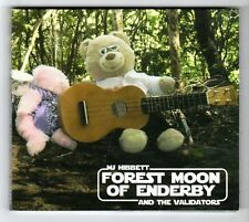(GZ544) MJ Hibbett And The Validators, Forest Moon Of Enderby - 2010 CD