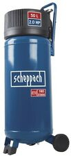 Scheppach Kompressor HC50V 10 bar 2PS 180l/min Ölfrei mit Fahrvorrichtung