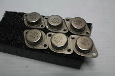 NTE53 Power Transistor ( lot of 6 ) Used