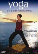 Yoga: Pre and Post Natal Workout: Presented by Sue Fuller (DVD), Region-2, NEW