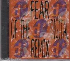 Deitiphobia - Fear of the Digital Remix (CD, 1995, Myx) *NEW Xian Industrial