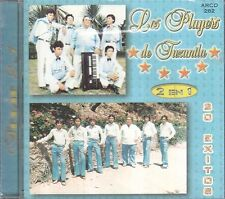 Los players De Tuzantla 2 En 1 20 Exitos CD New Nuevo sealed