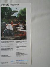 8/1990 PUB TELEFUNKEN DEUTSCHE AEROSPACE HMTAS TARGET ACQUISITION ARC BOW AD