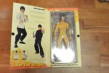 Medicom Real Action Heroes Bruce Lee Enter The Dragon 1/6 RARE Free Shipping