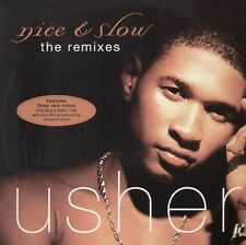 USHER - Nice & Slow (The Remixes)