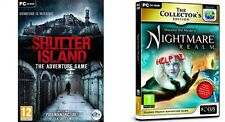 Nightmare Realm - The Collector's Edition & shutter island  new&sealed