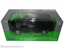 WELLY 2008 CHEVROLET TAHOE STREET VERSION BLACK 1/24 DIECAST MODEL  22509