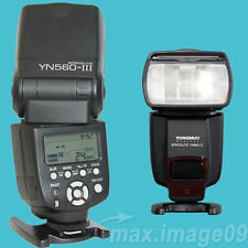 YONGNUO Flash Unit Speedlite YN560 III for Sony a7R-II a7R a7S a7-II a7 RX1R RX1