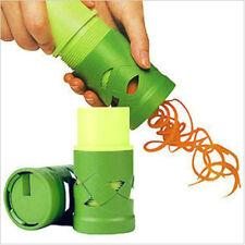 Gemüseschäler Spirale Gemüse Schneider Cutter Karotten Werkzeug Trichter