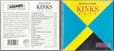 CD THE KINKS YOU REALLY GOT ME BEST OF 18T CD ZOUNDS TRES BON ETAT RARE !!!