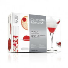 Cosmopolitan Cocktail R-Evolution Molecular Mixology Kit - Bartend Mix Drink Set