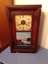 Extremely Scarce M Welton Merit Early Ogee Clock