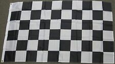 3X5 CHECKERED FLAG NASCAR NEW CAR RACING RACE SIGN F080