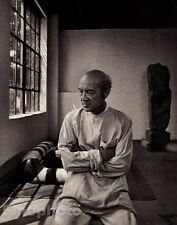 1980/83 Vintage ISAMU NOGUCHI Landscape Architect Photo Art 11x14 ~ YOUSUF KARSH