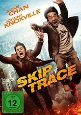 SKIPTRACE   DVD NEU  JACKIE CHAN/JOHNNY KNOXVILLE/EVE TORRES/+