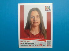 Panini FIFA Women's World Cup Canada 2015 - N.201 MARITZ SWITZERLAND