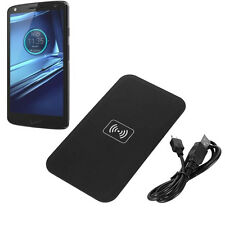 QI Wireless Charging Charger Pad For Motorola DROID TURBO 2nd 2Gen XT1585