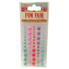 'Fun Fair by Helz Cuppleditch' Adhesive Enamel Dots