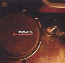 Deuces Up, Double Down [EP] by Breakestra (CD, Jan-2002, Stones Throw)
