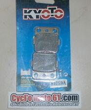 Paire de Plaquettes de frein arriére Quad Yamaha yfs 200 R Blaster 2003 à 2007