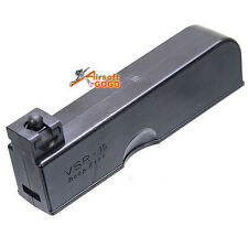 30rd Mag for VSR-10 WELL / Marui / Action /  Snow Wolf / JG  Airsoft Bolt Action