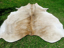 NEW LUXURY Cowhide Rug natural Cowhides Rugs Cow Hide Skin Hides R2129