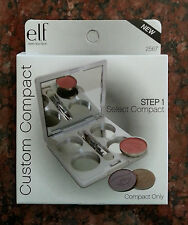 Elf e.l.f. Custom Compact w/ Mirror & Applicator #2567 - Refills Sold Separately