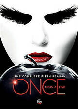 Once Upon A Time Complete Fifth 5 Season DVD Set - Usually ships in 12 hours!!!