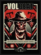 VOLBEAT- Patch Aufnäher - Ghoul Frame 8x10cm