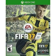 FIFA 17 (Microsoft Xbox One, 2016) - BRAND NEW