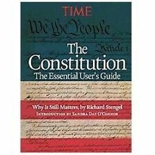 TIME The Constitution: The Essential User's Guide, Editors of Time Magazine