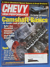 July 2002 Chevy High Performance Catalog Camshaft Basics Roller Cam Conversion
