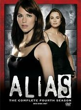 Brand New DVD Alias: The Complete Fourth Season (2009) Jennifer Garner Michael